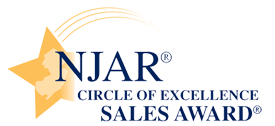 NJAR Circle of Excellence Sales Award